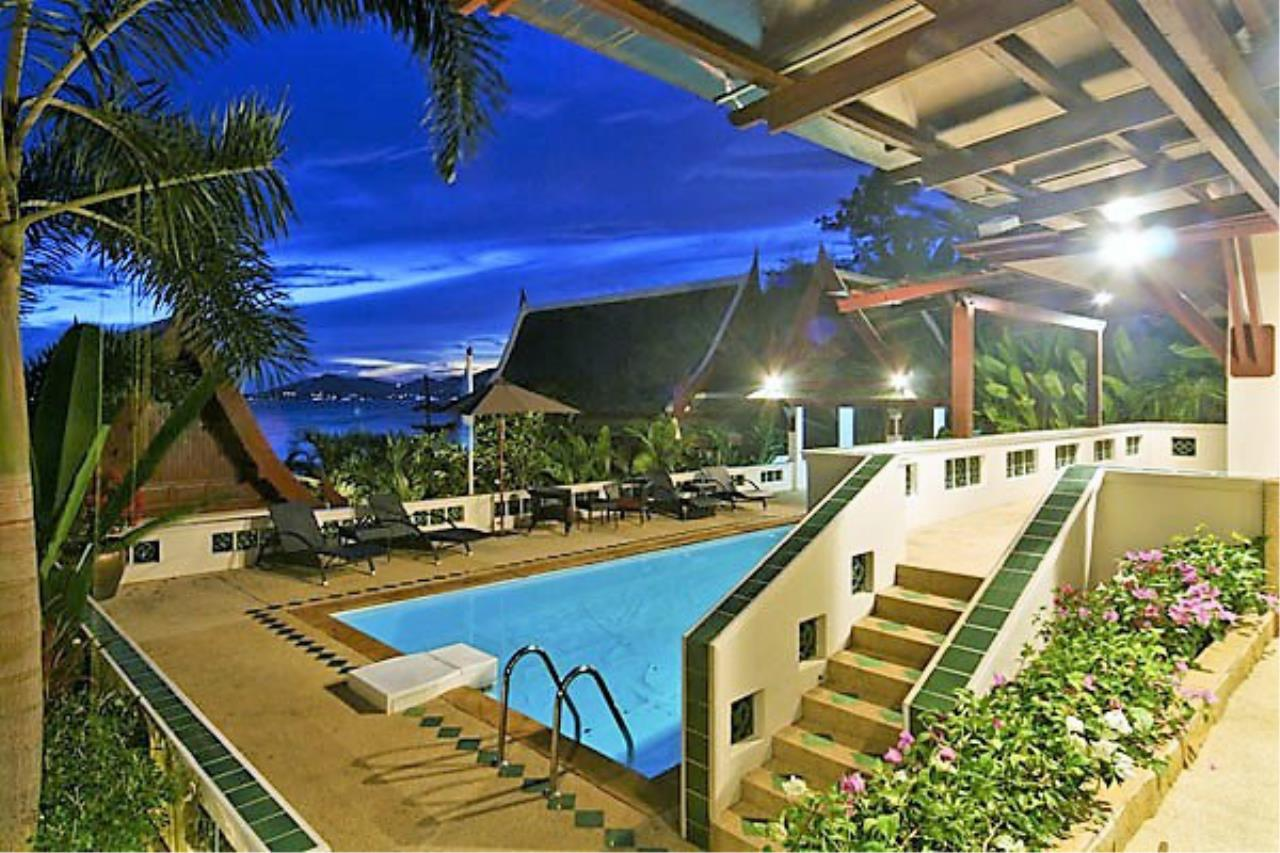 REAL Phuket  Agency's Cape Panwa - Substantial 4-Bedroom Sea View Pool Villa 1