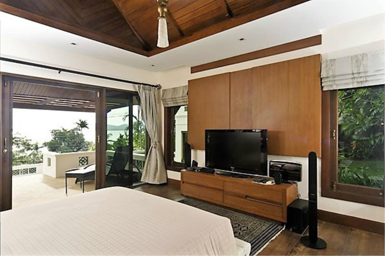 REAL Phuket  Agency's Cape Panwa - Substantial 4-Bedroom Sea View Pool Villa 6