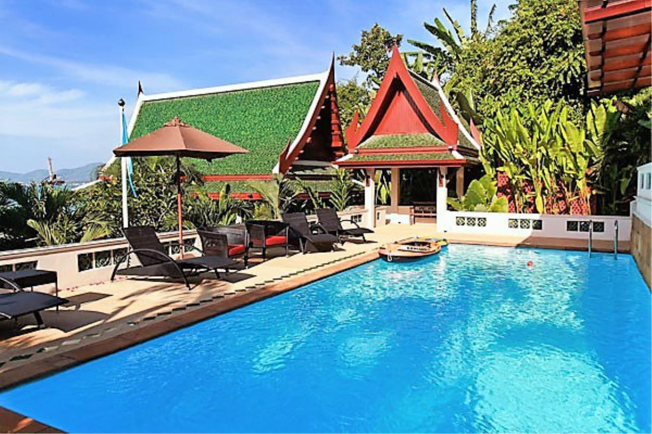 REAL Phuket  Agency's Cape Panwa - Substantial 4-Bedroom Sea View Pool Villa 9