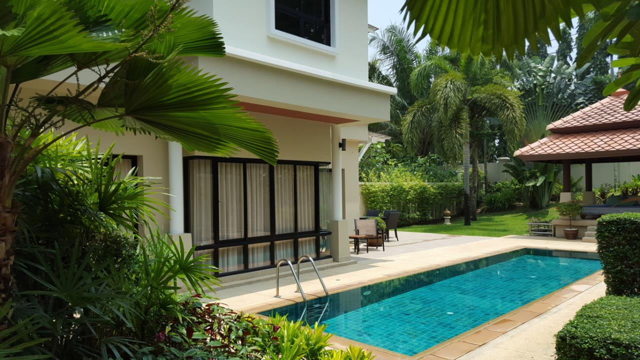 Real Phuket  Agency's Laguna Vista - Luxury 4-Bedroom Pool Villa 1