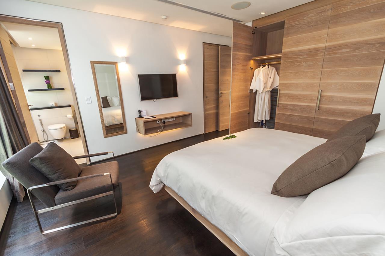 REAL Phuket  Agency's Kata Rocks - Award-winning 3-Bedroom Sky Duplex Villa 7