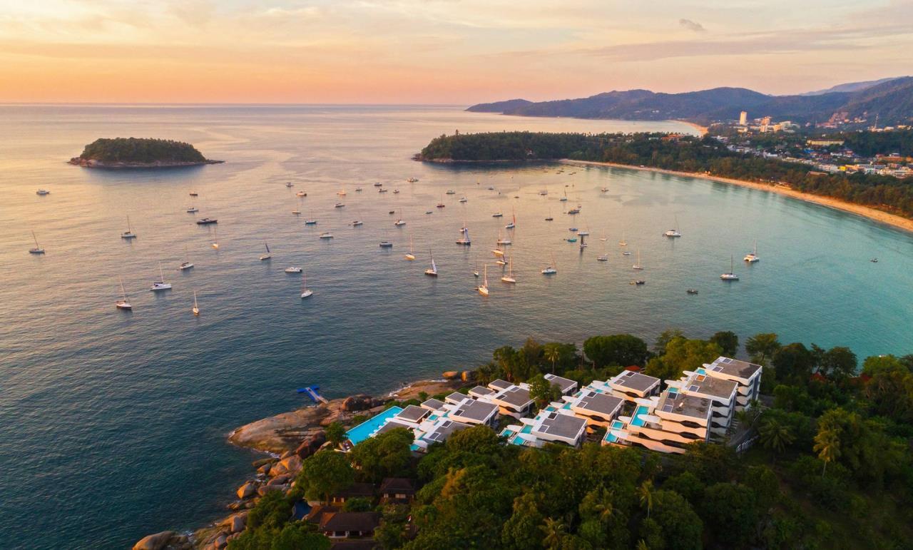 REAL Phuket  Agency's Kata Rocks - Award-winning 3-Bedroom Sky Duplex Villa 12