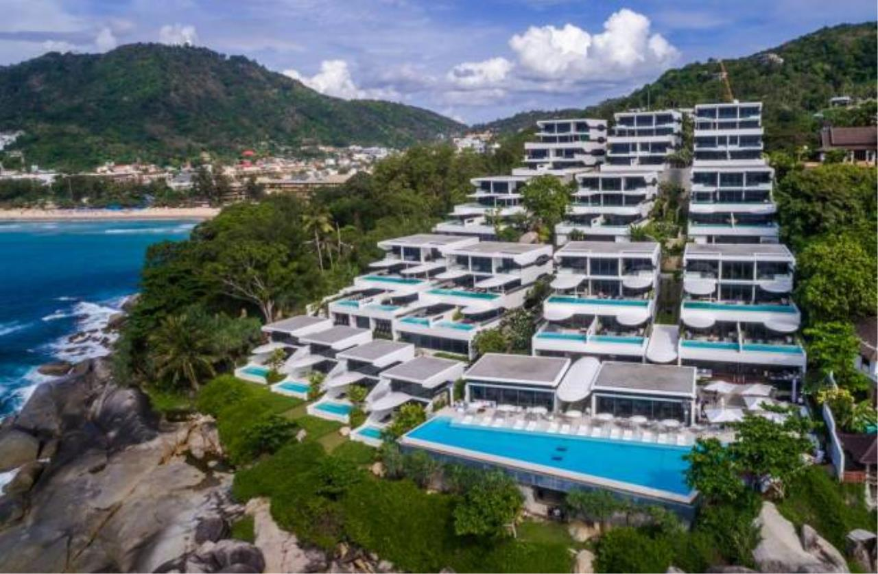 REAL Phuket  Agency's Kata Rocks - Award-winning 3-Bedroom Sky Duplex Villa 14
