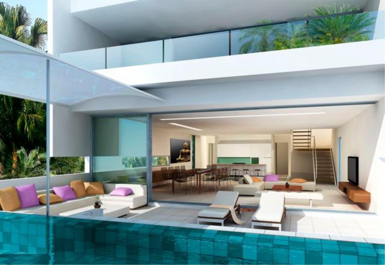 REAL Phuket  Agency's Kata Rocks - Award-winning 3-Bedroom Sky Duplex Villa 16