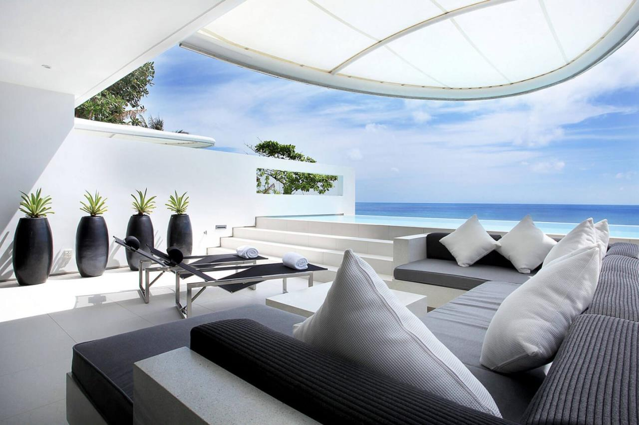REAL Phuket  Agency's Kata Rocks - Award-winning 3-Bedroom Sky Duplex Villa 18