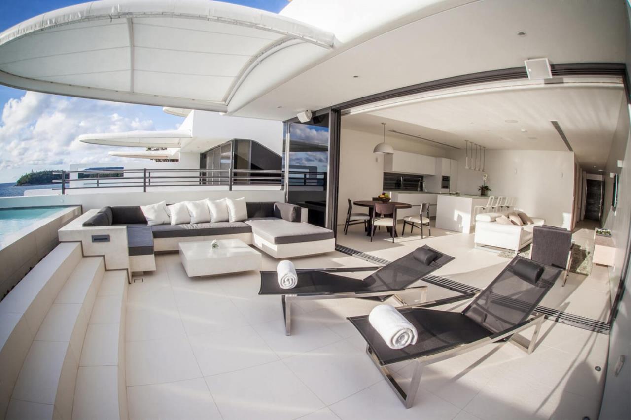 REAL Phuket  Agency's Kata Rocks - Award-winning 3-Bedroom Sky Duplex Villa 20
