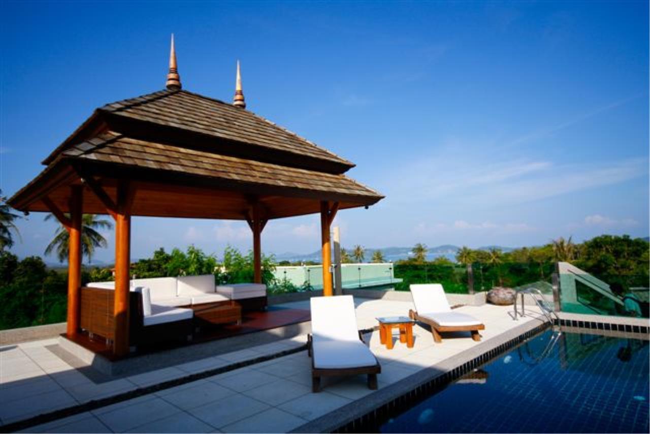REAL Phuket  Agency's Sai Yuan - Outstanding 3-Bedroom Sea View Villa in Rawai 1