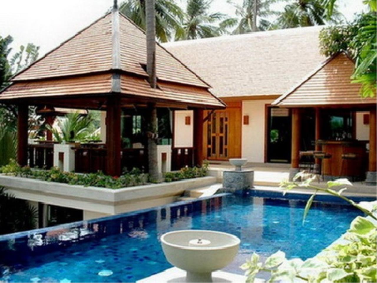 REAL Phuket  Agency's Baan Bua - Elegant 3-Bedroom Pool Villa in Naiharn 1