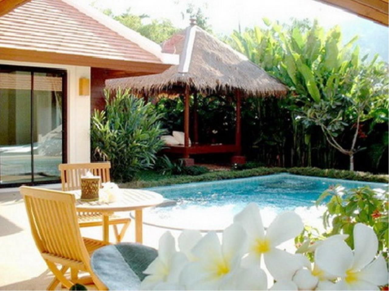 REAL Phuket  Agency's Baan Bua - Elegant 3-Bedroom Pool Villa in Naiharn 2