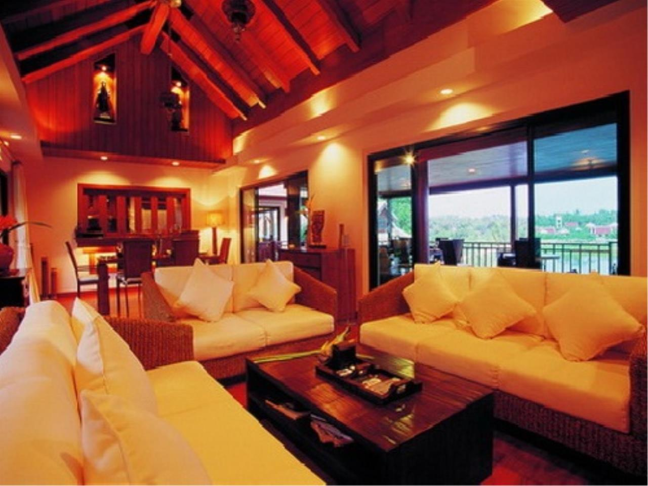 REAL Phuket  Agency's Baan Bua - Elegant 3-Bedroom Pool Villa in Naiharn 3