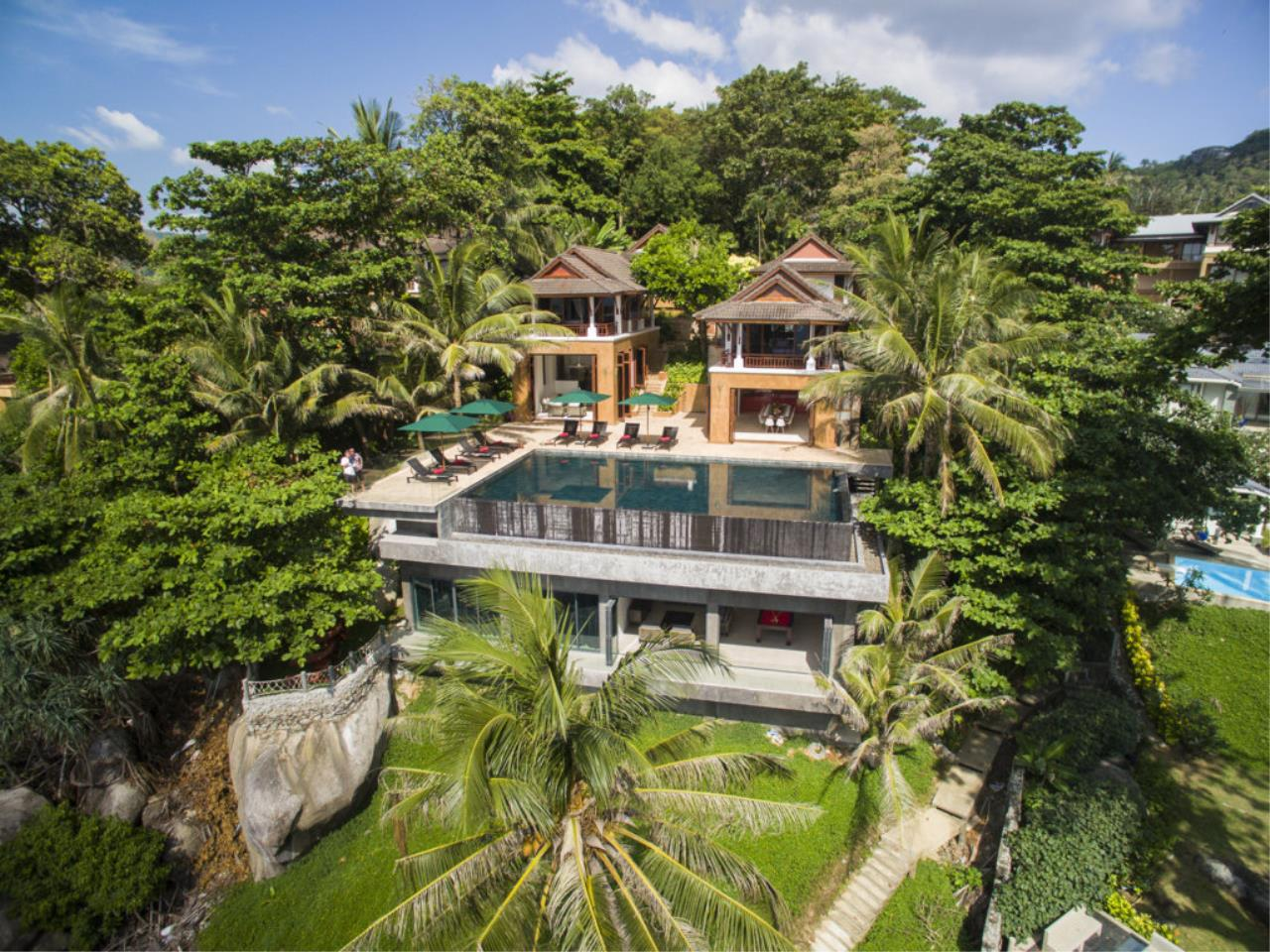 REAL Phuket  Agency's Villa Sunyata - Magnificent 8-Bedroom Oceanfront Villa in Kata 2