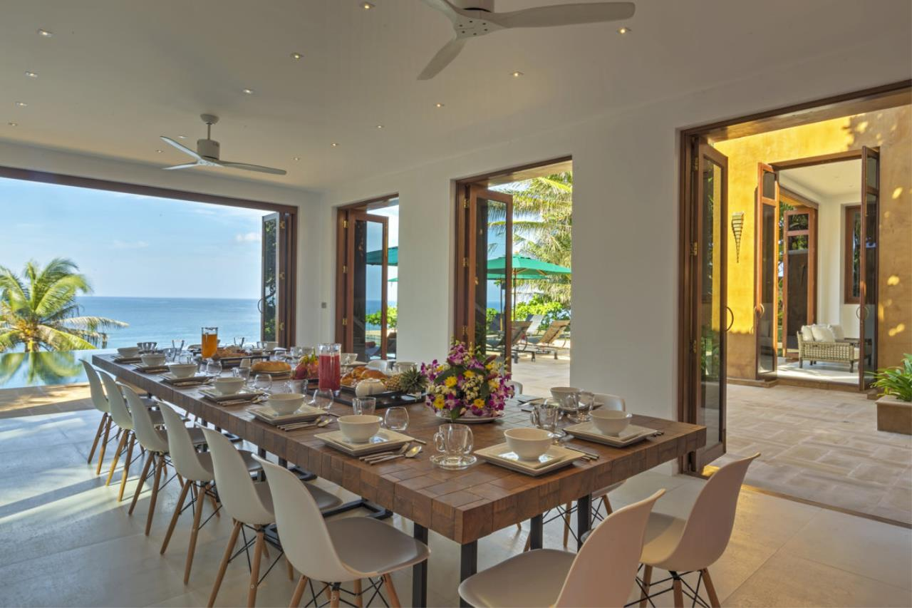 REAL Phuket  Agency's Villa Sunyata - Magnificent 8-Bedroom Oceanfront Villa in Kata 10