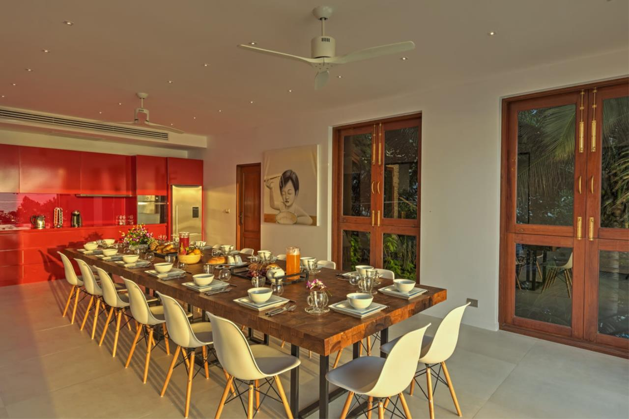 REAL Phuket  Agency's Villa Sunyata - Magnificent 8-Bedroom Oceanfront Villa in Kata 11