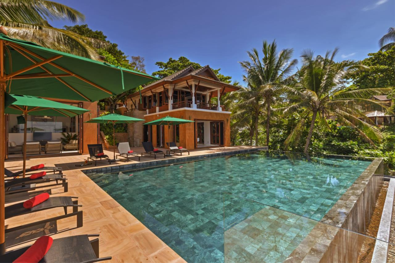REAL Phuket  Agency's Villa Sunyata - Magnificent 8-Bedroom Oceanfront Villa in Kata 15
