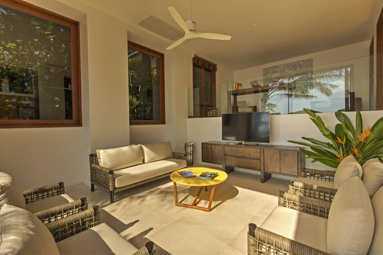 REAL Phuket  Agency's Villa Sunyata - Magnificent 8-Bedroom Oceanfront Villa in Kata 16