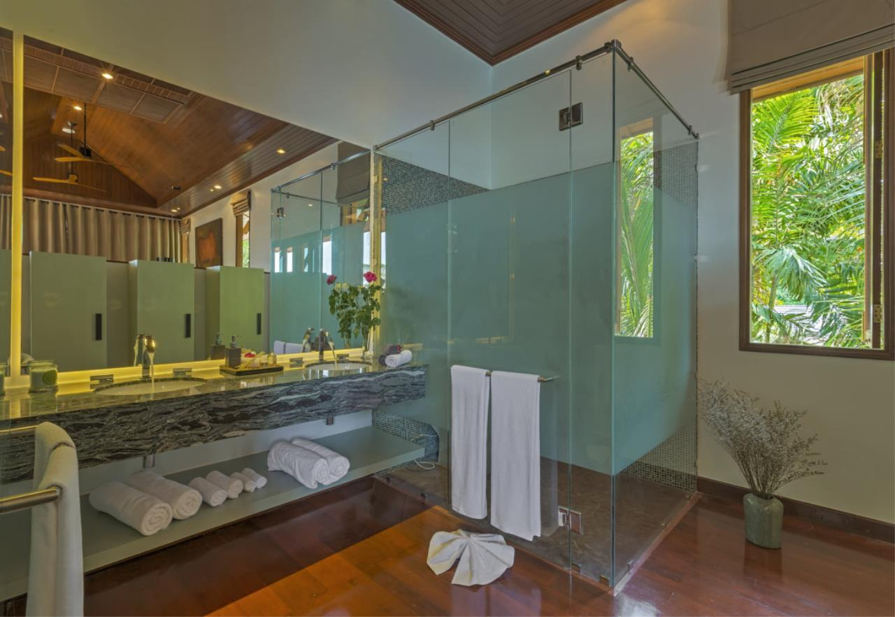 REAL Phuket  Agency's Villa Sunyata - Magnificent 8-Bedroom Oceanfront Villa in Kata 23