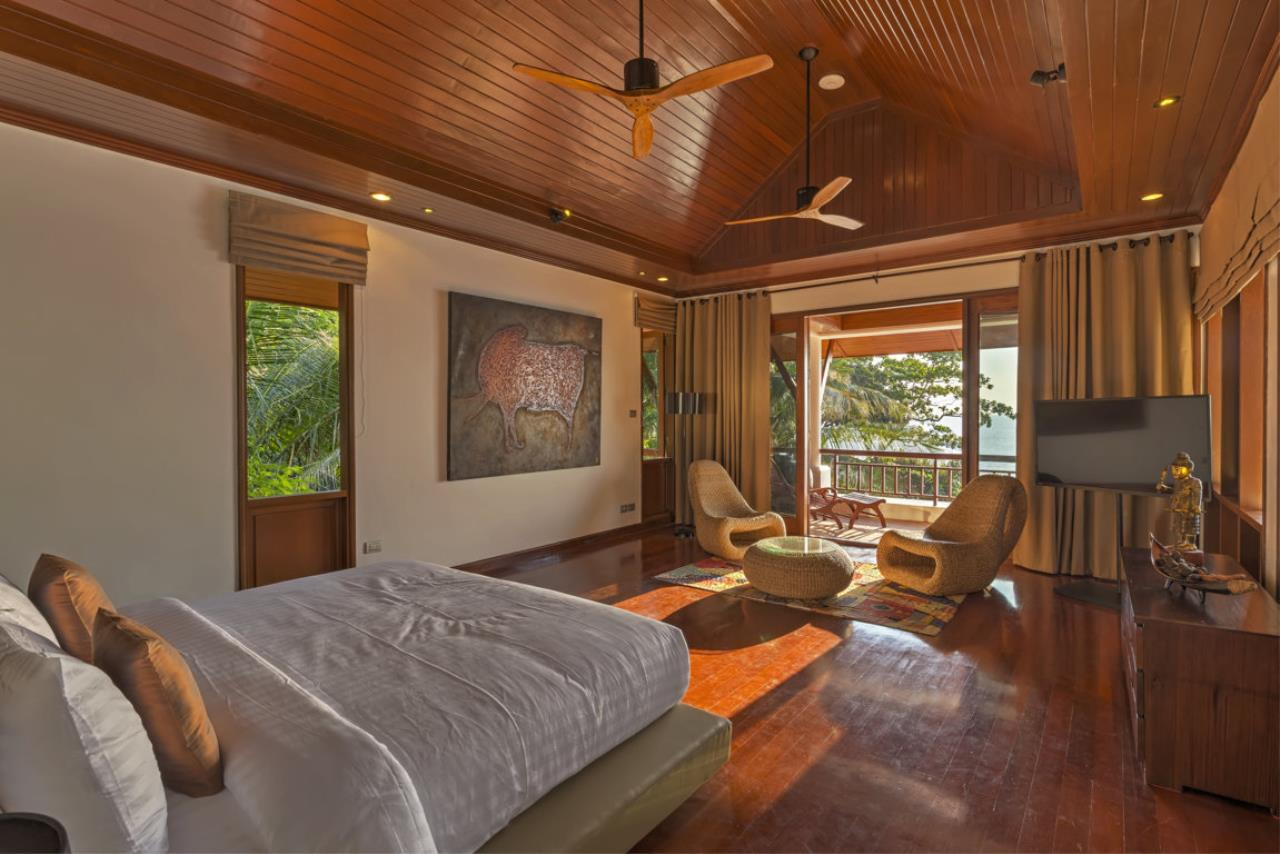 REAL Phuket  Agency's Villa Sunyata - Magnificent 8-Bedroom Oceanfront Villa in Kata 25