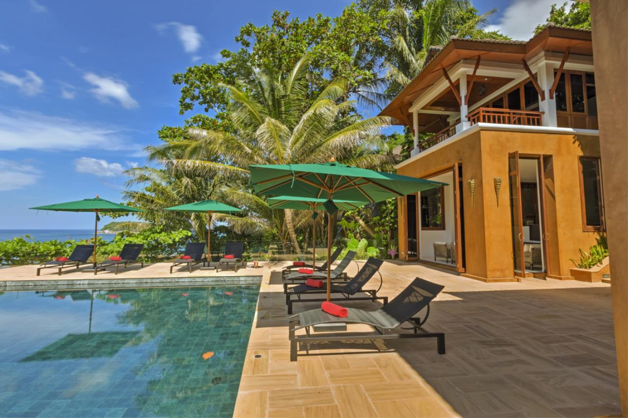 REAL Phuket  Agency's Villa Sunyata - Magnificent 8-Bedroom Oceanfront Villa in Kata 30