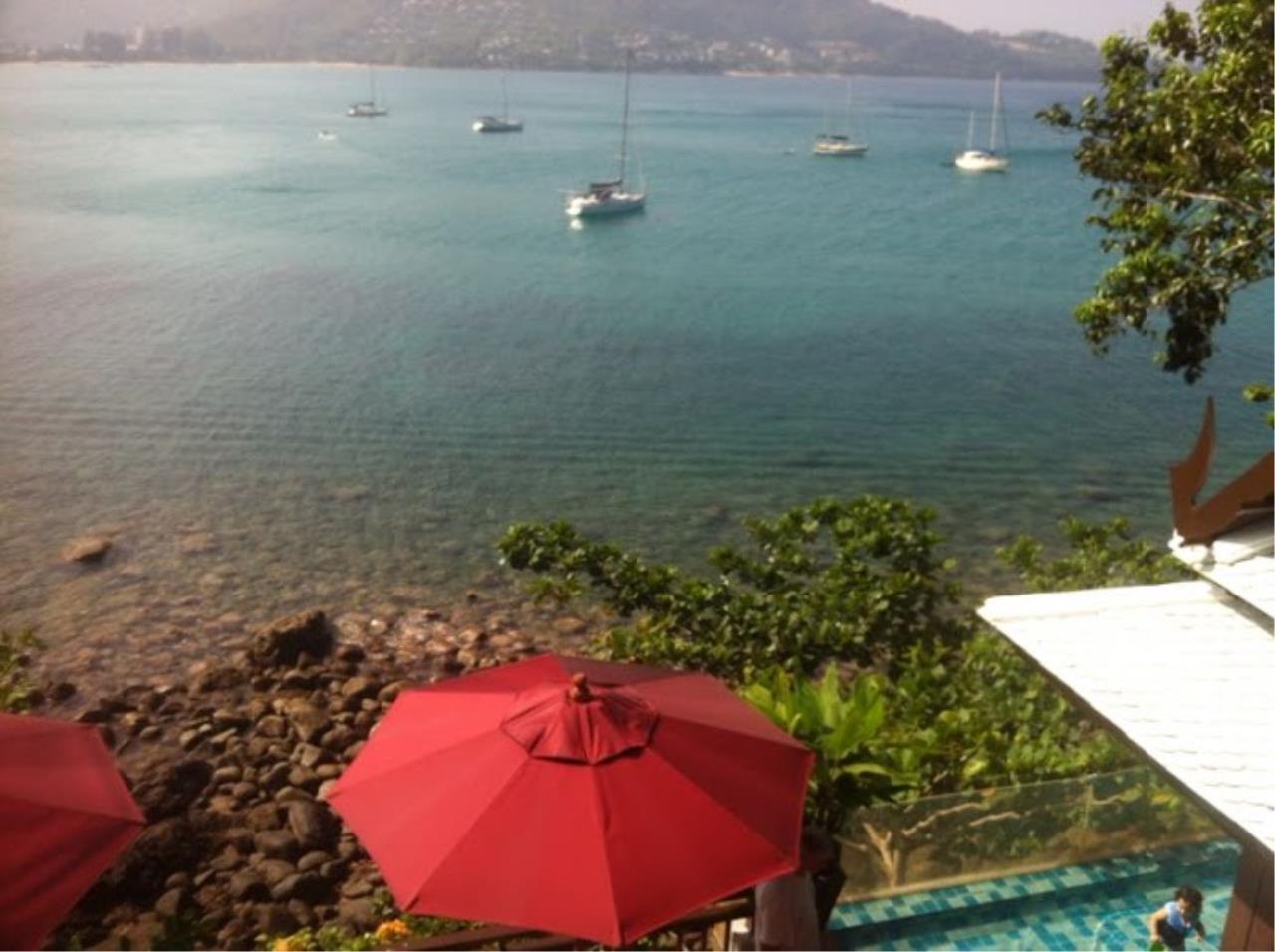 REAL Phuket  Agency's Baan Lom Talay- 6 Bedroom Seafront Villa in Kamala 2