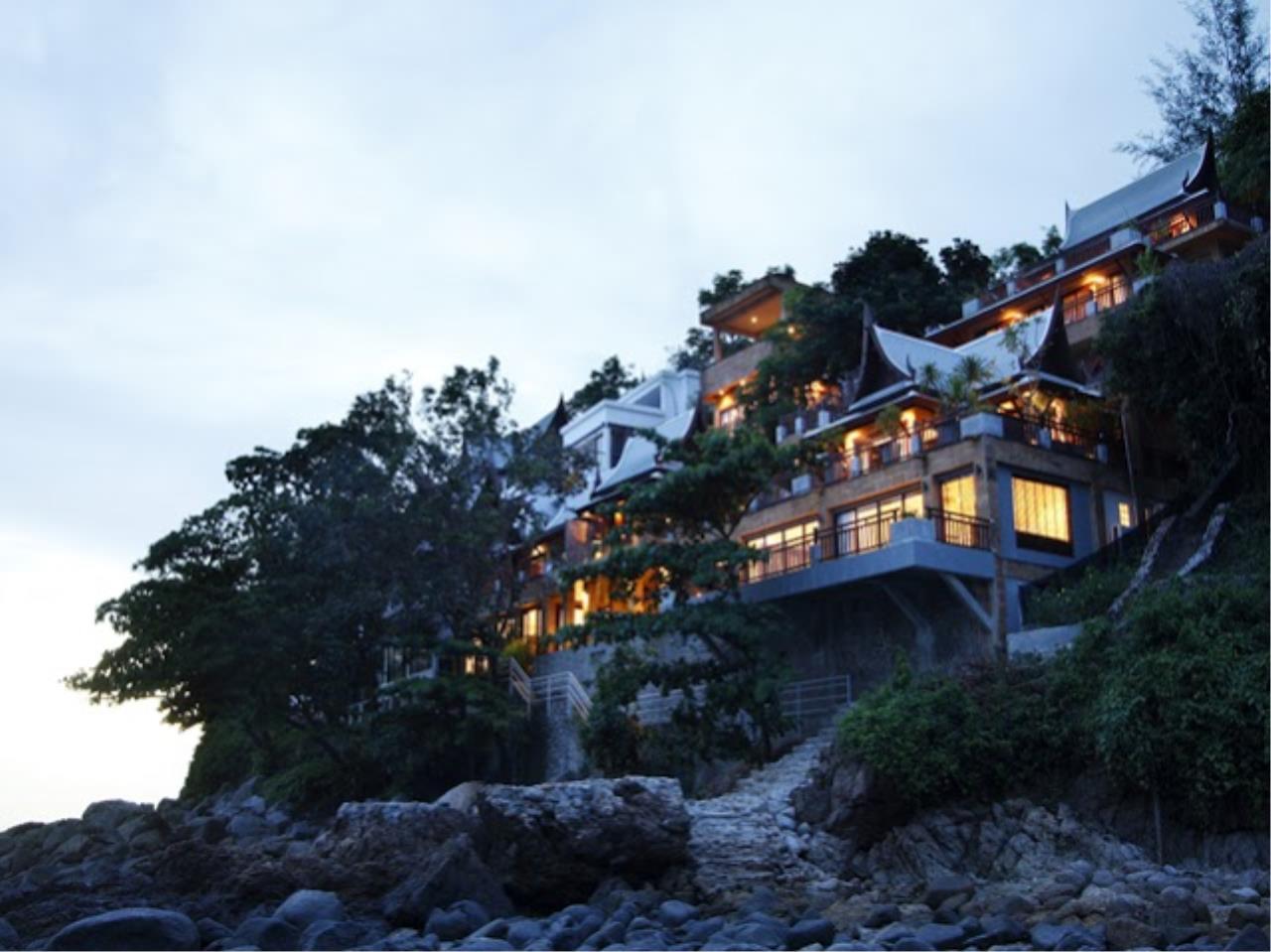 REAL Phuket  Agency's Baan Lom Talay- 6 Bedroom Seafront Villa in Kamala 1