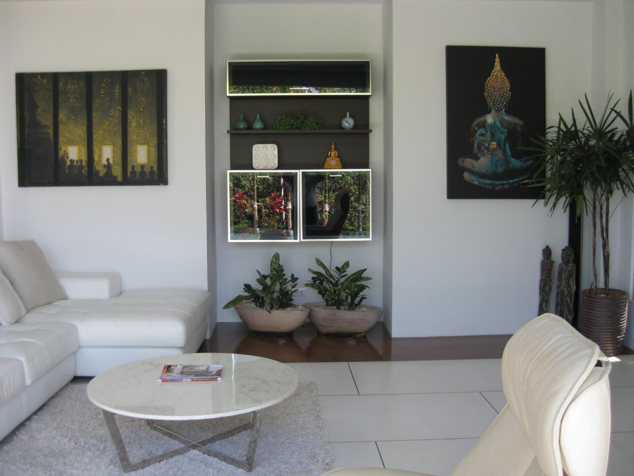 REAL Phuket  Agency's Deluxe 3-Bedroom Pool Villa Overlooking Layan Beach 40