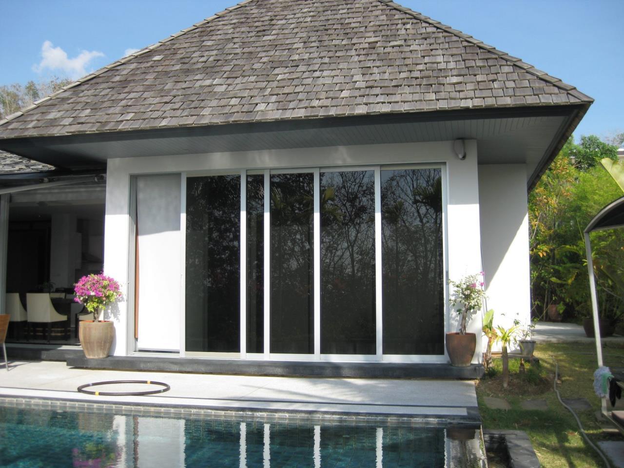 REAL Phuket  Agency's Deluxe 3-Bedroom Pool Villa Overlooking Layan Beach 46