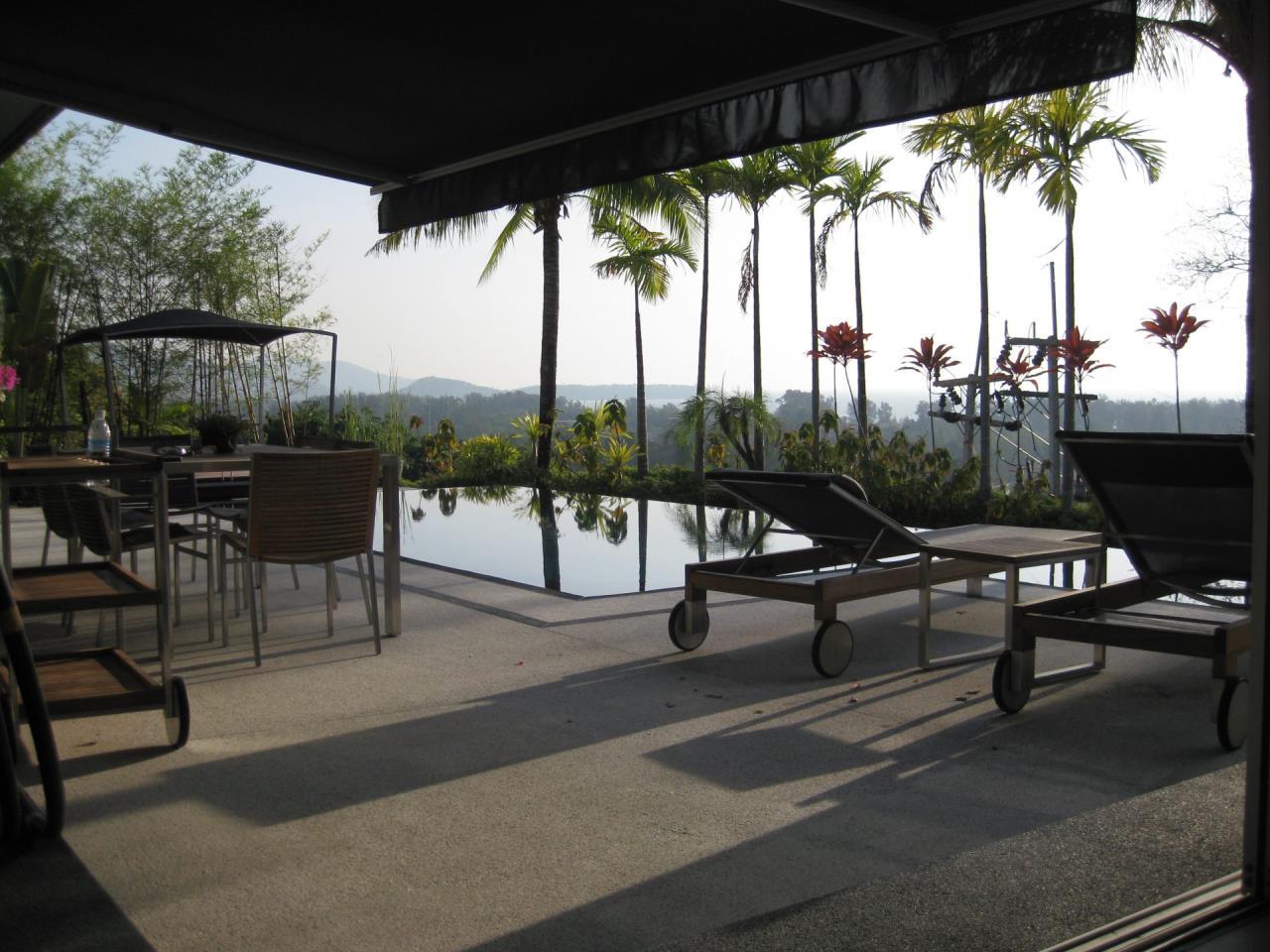 REAL Phuket  Agency's Deluxe 3-Bedroom Pool Villa Overlooking Layan Beach 50