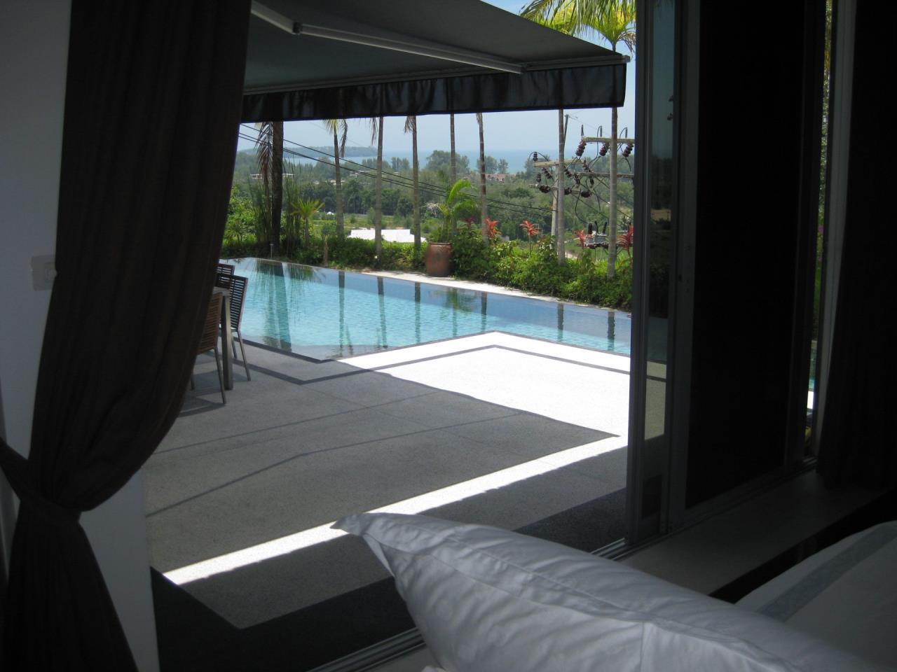 REAL Phuket  Agency's Deluxe 3-Bedroom Pool Villa Overlooking Layan Beach 54