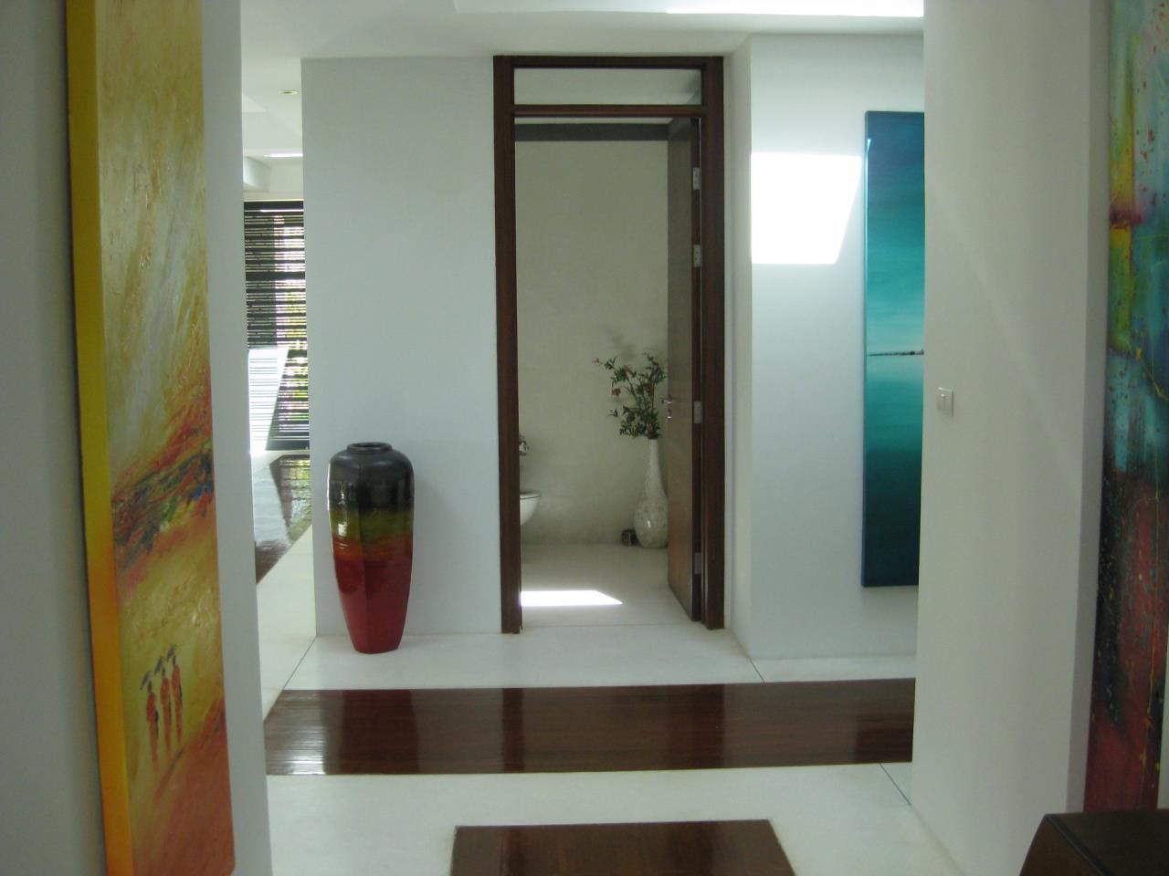 REAL Phuket  Agency's Deluxe 3-Bedroom Pool Villa Overlooking Layan Beach 22