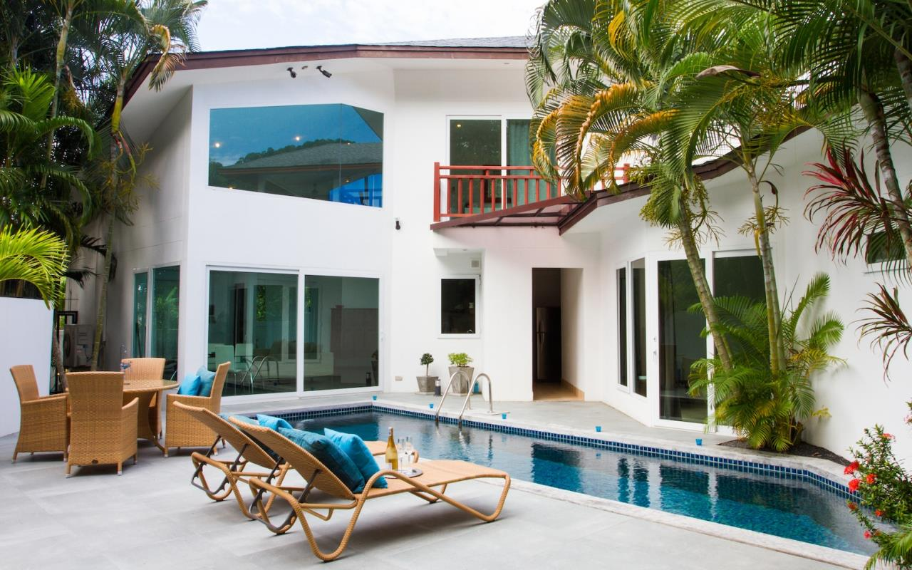 REAL Phuket  Agency's Samakee - Contemporary 3-Bedroom Pool Villa in Rawai 1