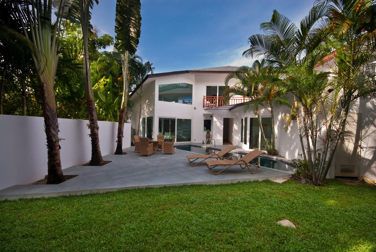REAL Phuket  Agency's Samakee - Contemporary 3-Bedroom Pool Villa in Rawai 4