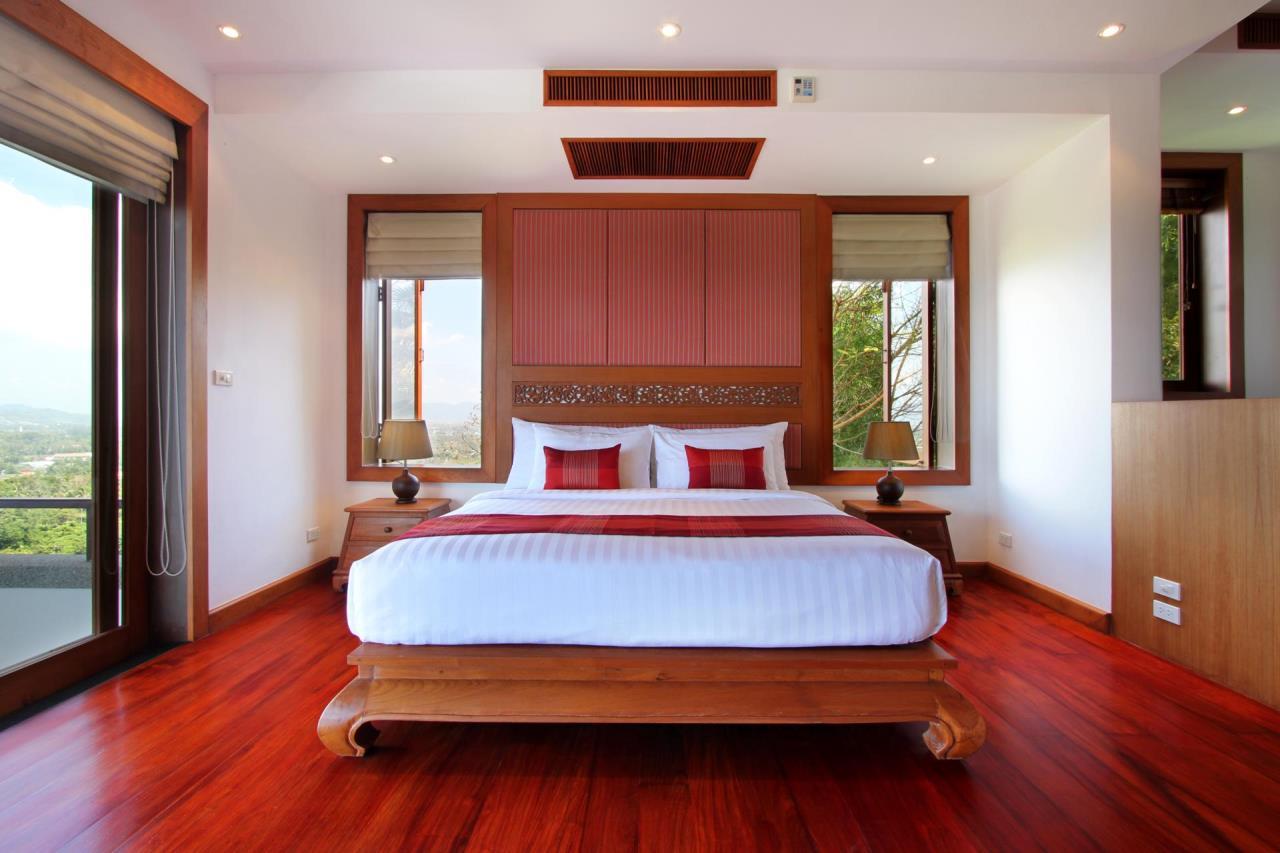 REAL Phuket  Agency's Yang Som - Breathtaking Sea View Villa overlooking Surin Bay 18