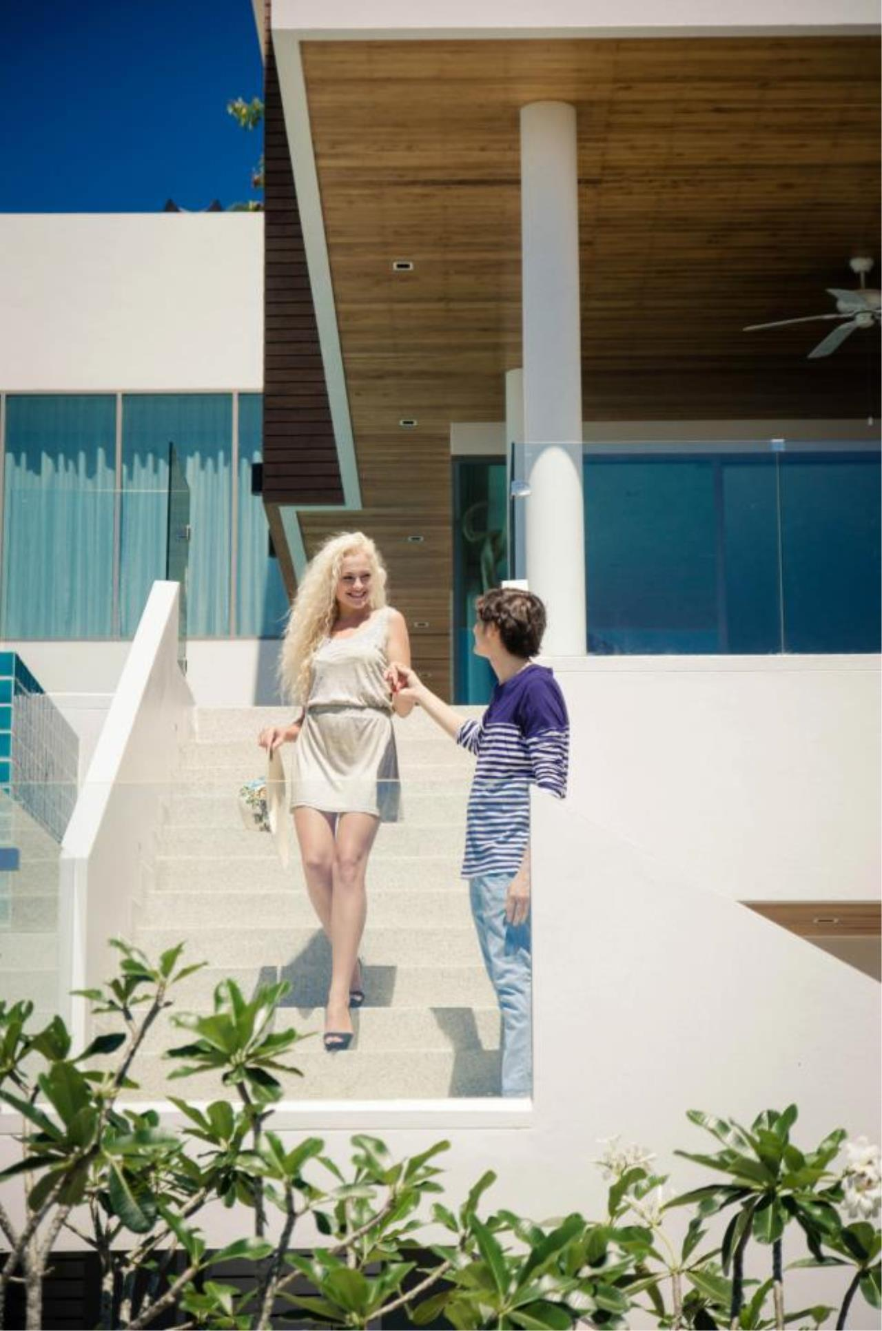 REAL Phuket  Agency's The Grand See-Through - Large 6-Bedroom Sea View Villa in Rawai 3