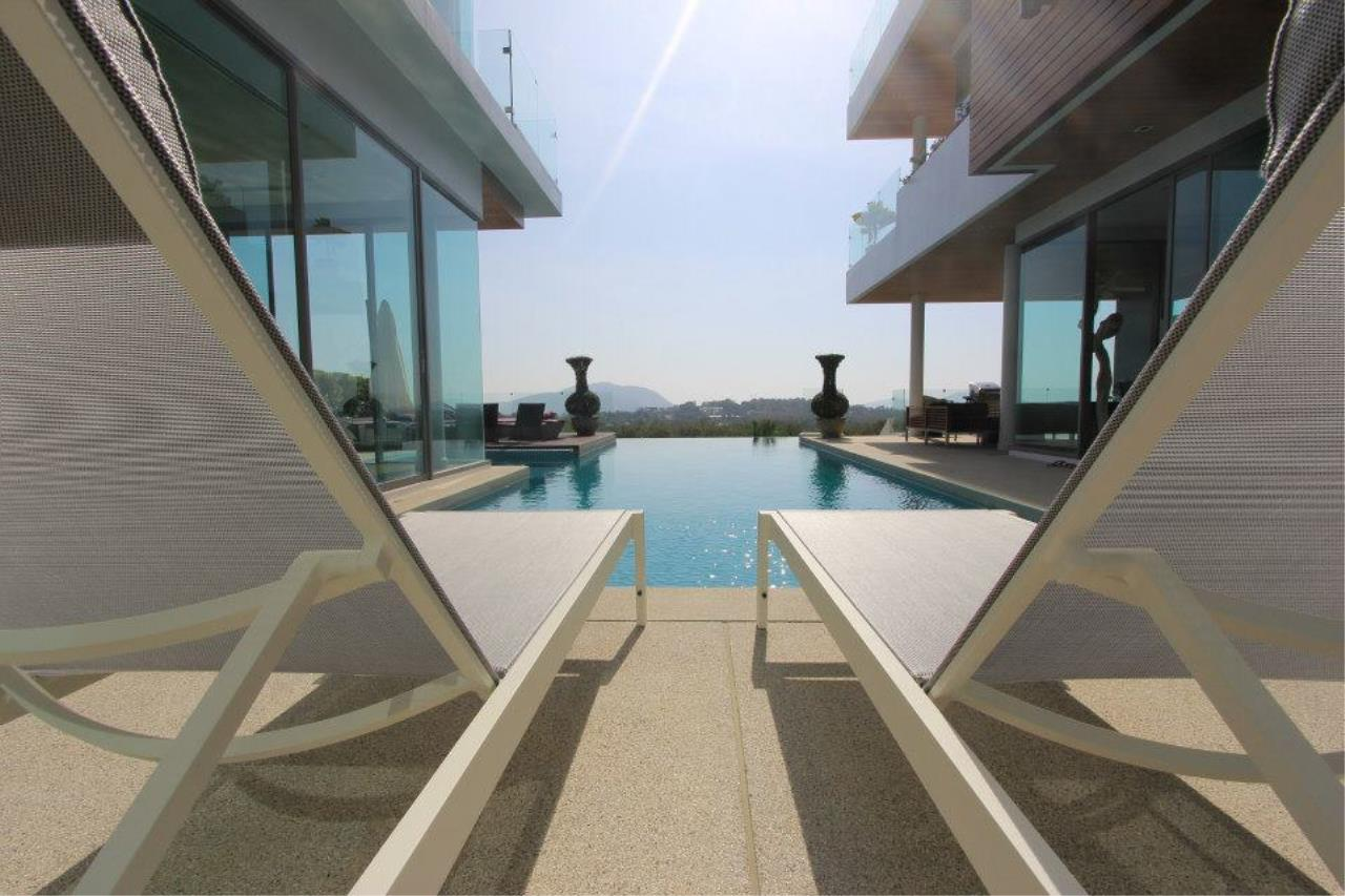 REAL Phuket  Agency's The Grand See-Through - Large 6-Bedroom Sea View Villa in Rawai 8
