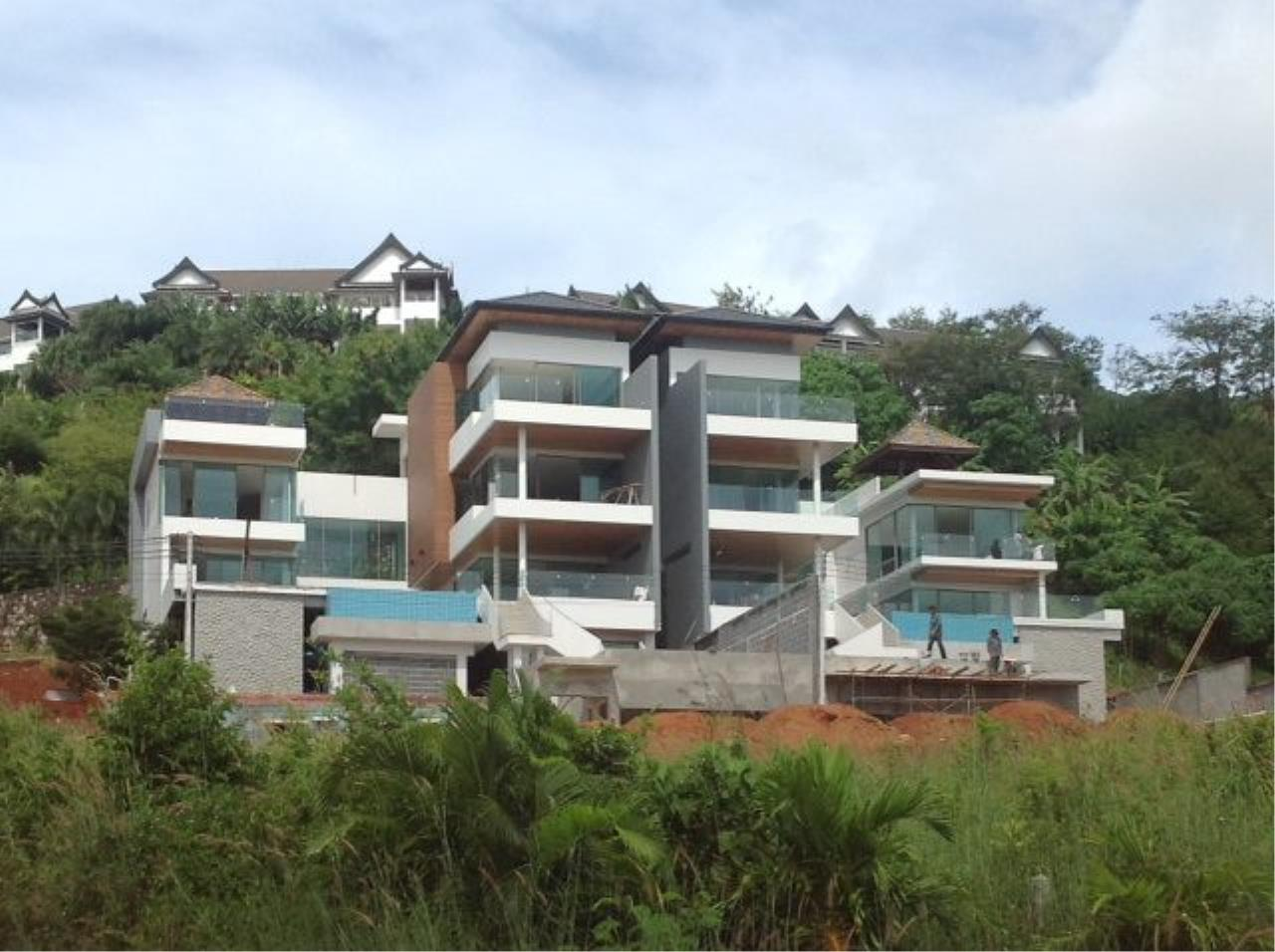 REAL Phuket  Agency's The Grand See-Through - Large 6-Bedroom Sea View Villa in Rawai 10