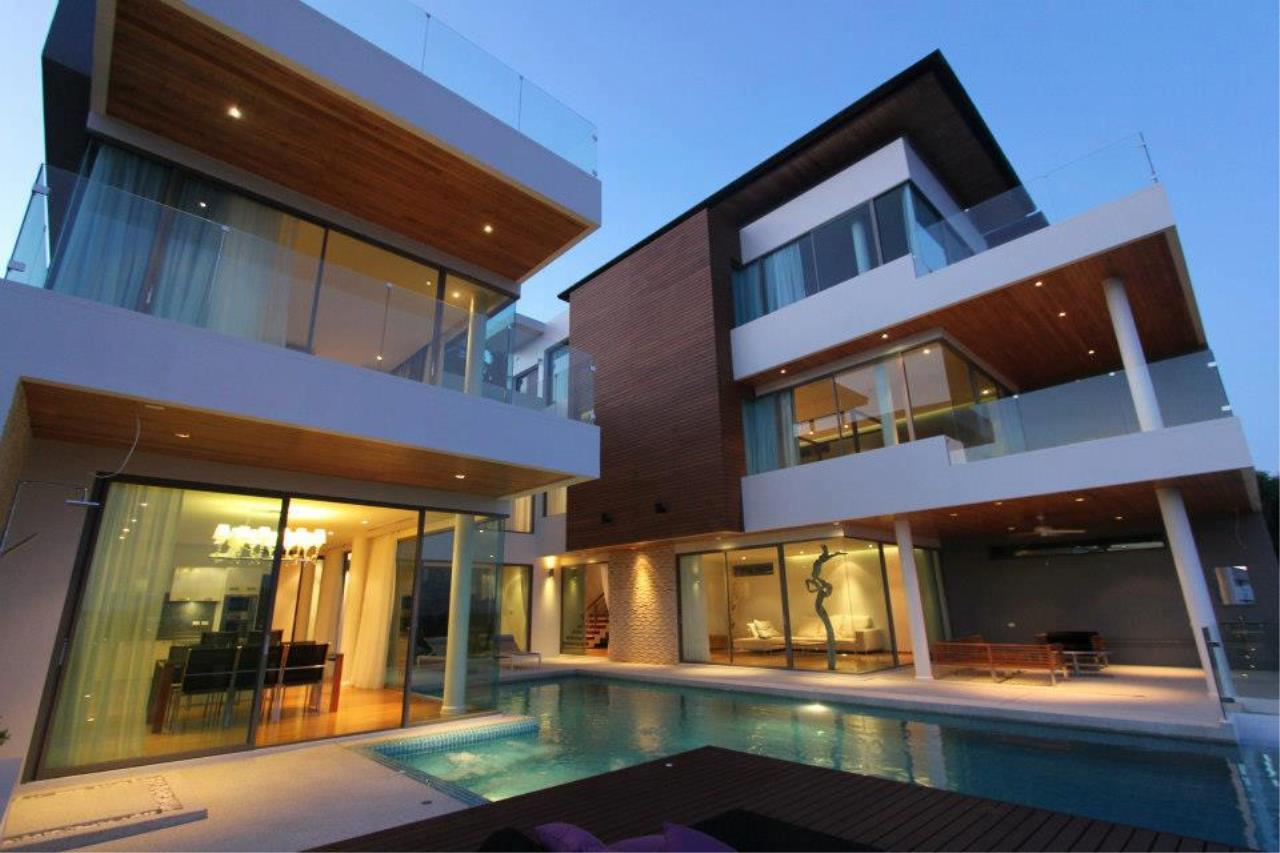 REAL Phuket  Agency's The Grand See-Through - Large 6-Bedroom Sea View Villa in Rawai 1