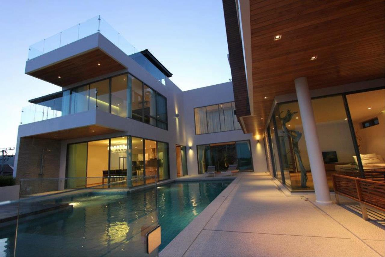 REAL Phuket  Agency's The Grand See-Through - Large 6-Bedroom Sea View Villa in Rawai 11