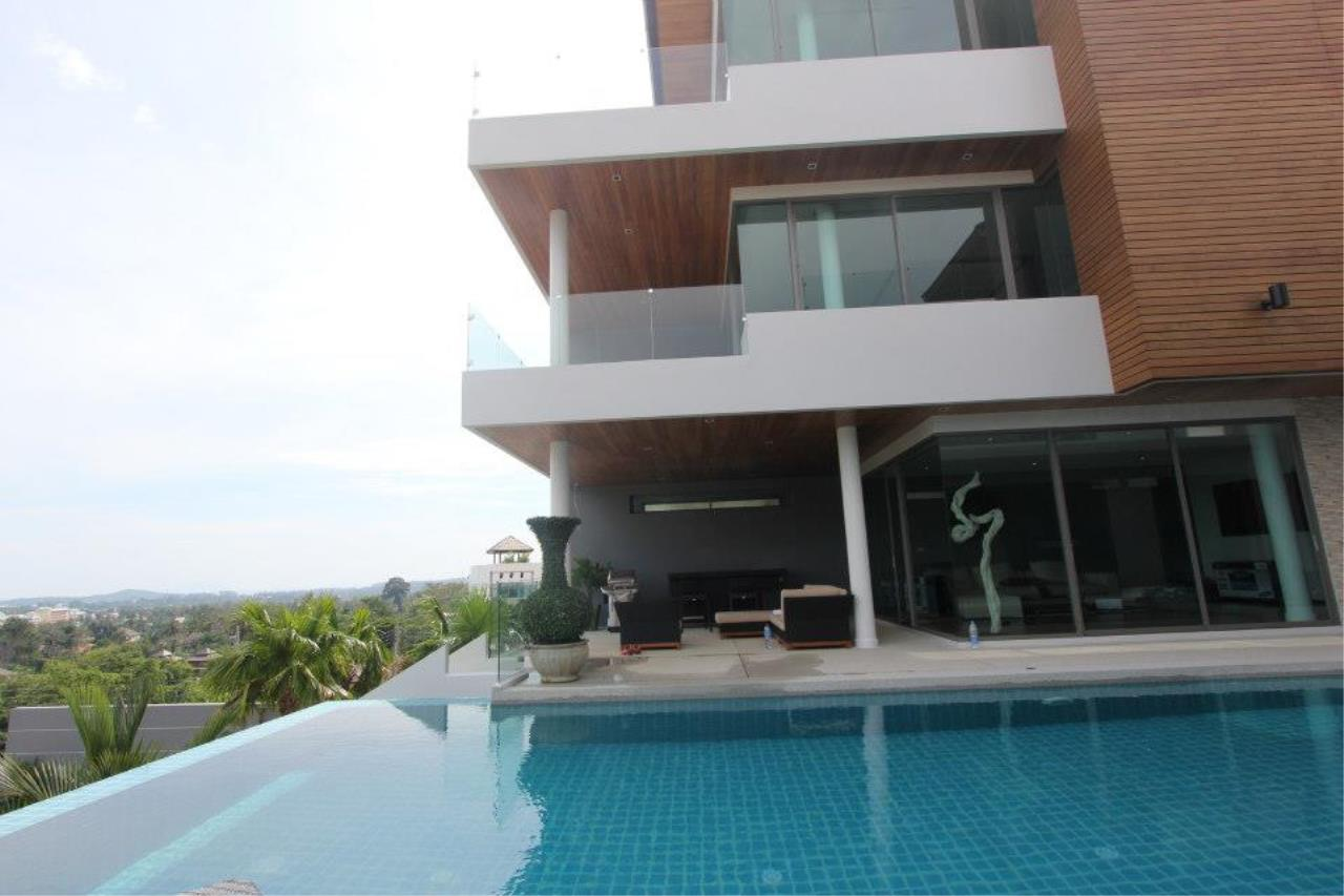 REAL Phuket  Agency's The Grand See-Through - Large 6-Bedroom Sea View Villa in Rawai 6