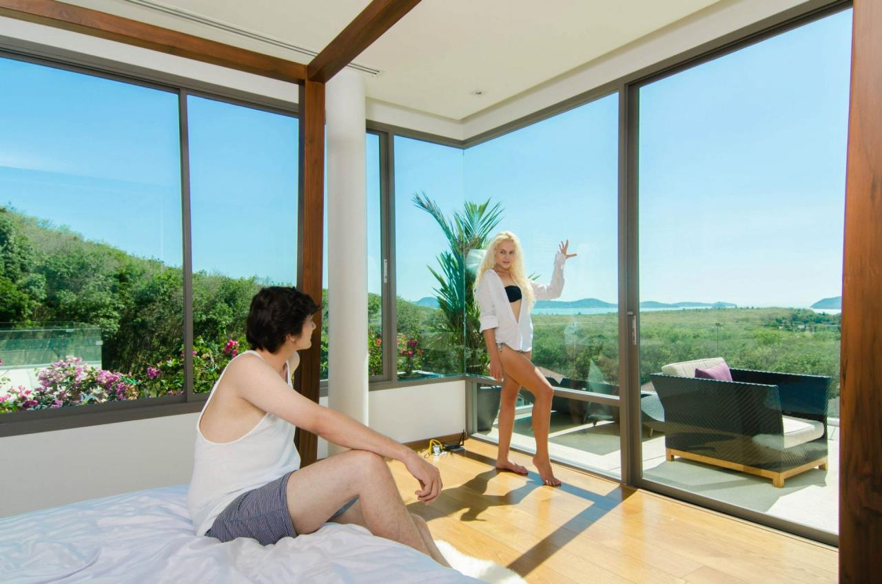REAL Phuket  Agency's The Grand See-Through - Large 6-Bedroom Sea View Villa in Rawai 19