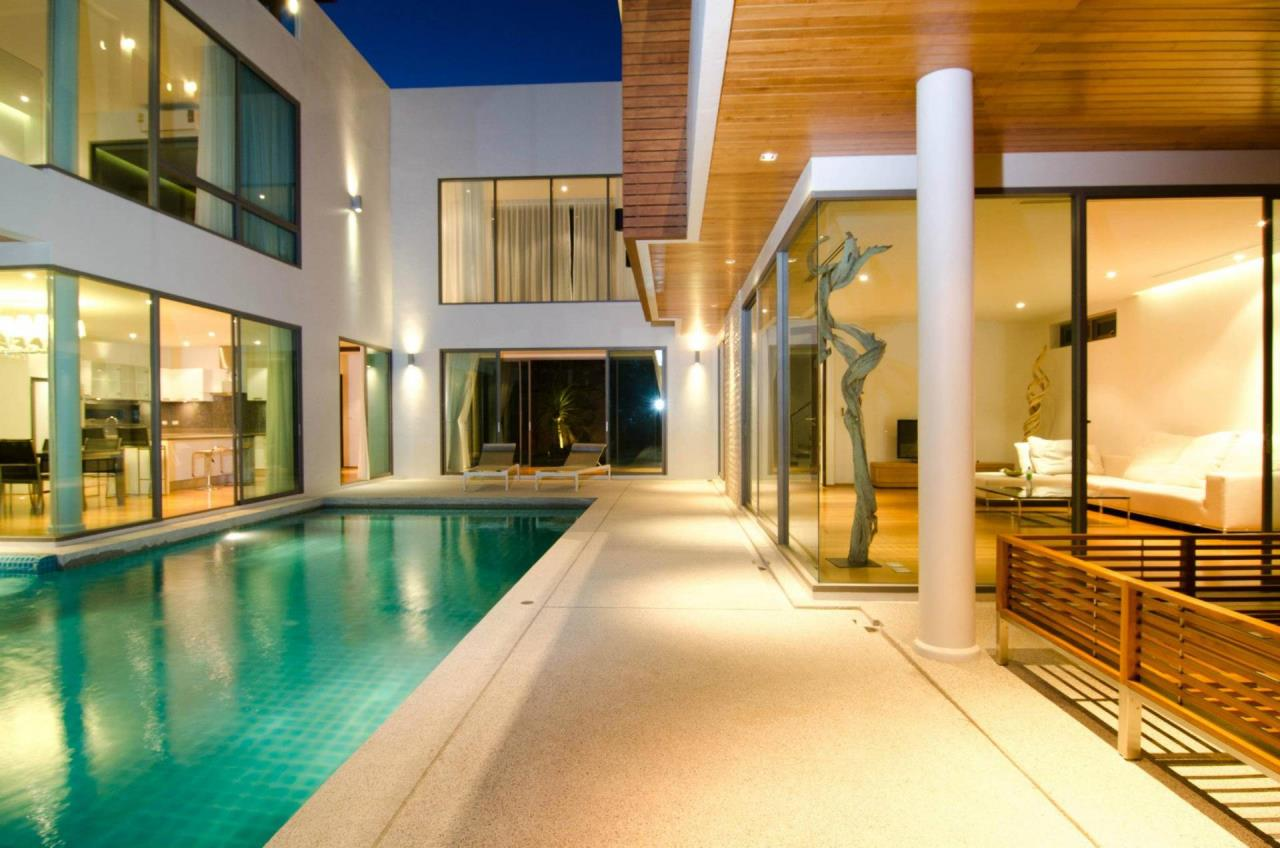 REAL Phuket  Agency's The Grand See-Through - Large 6-Bedroom Sea View Villa in Rawai 35