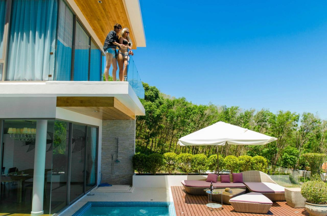 REAL Phuket  Agency's The Grand See-Through - Large 6-Bedroom Sea View Villa in Rawai 42