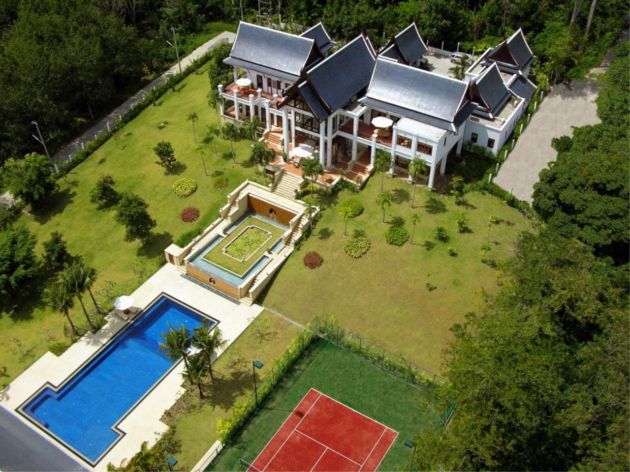 REAL Phuket  Agency's Almond Place - Huge 7-Bedroom Mansion on Chalong Hill 2