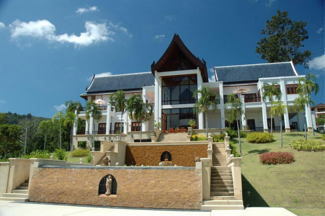 REAL Phuket  Agency's Almond Place - Huge 7-Bedroom Mansion on Chalong Hill 13