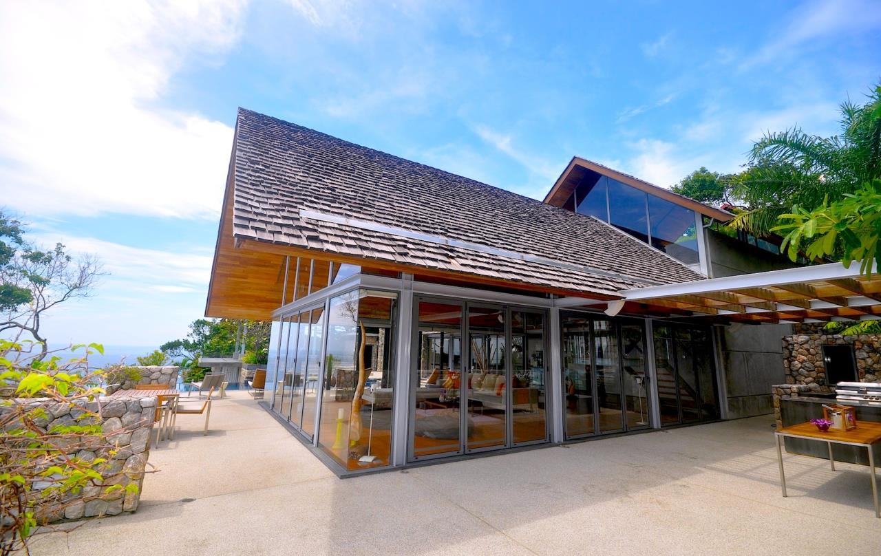 REAL Phuket  Agency's Samsara Estate - Contemporary 6-Bedroom Oceanfront Villa 5
