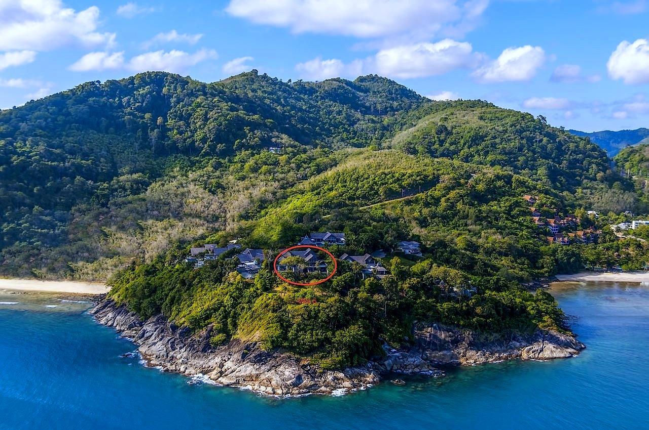 REAL Phuket  Agency's Samsara Estate - Contemporary 6-Bedroom Oceanfront Villa 11