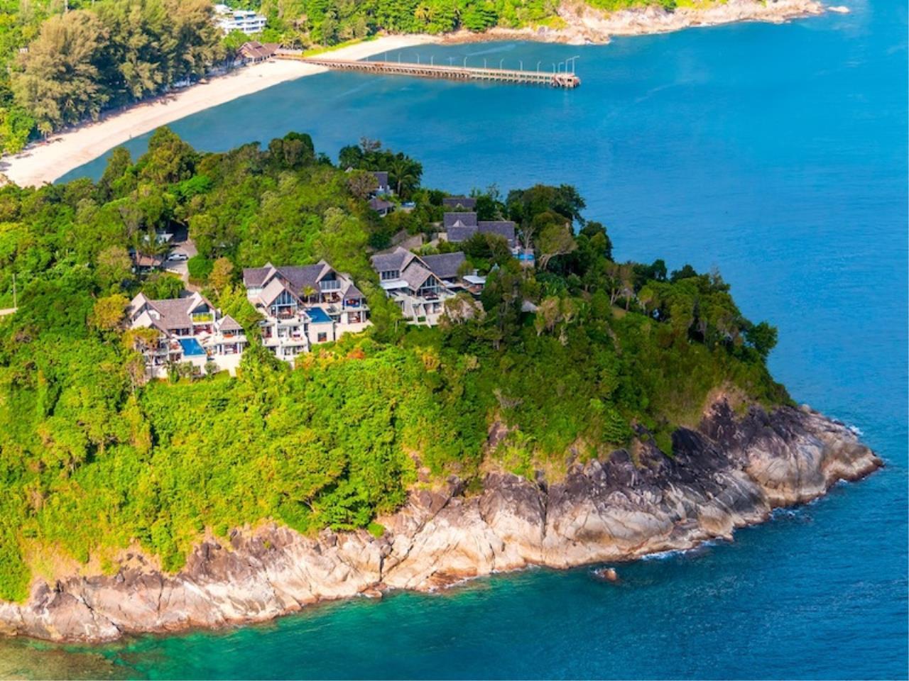 REAL Phuket  Agency's Samsara Estate - Contemporary 6-Bedroom Oceanfront Villa 14