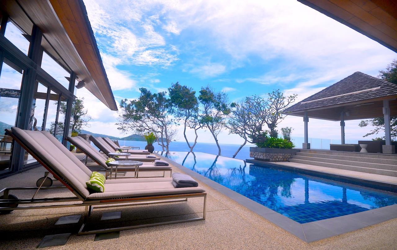 REAL Phuket  Agency's Samsara Estate - Contemporary 6-Bedroom Oceanfront Villa 17