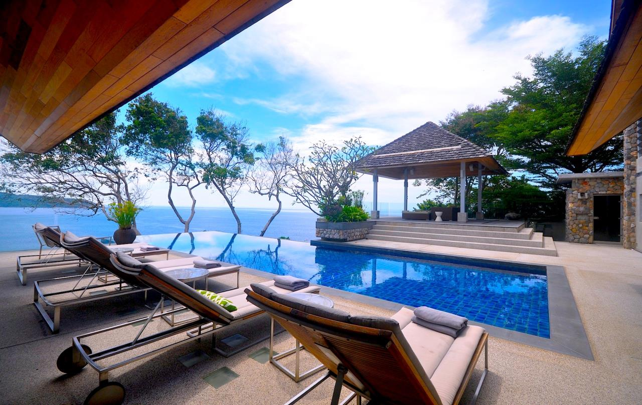 REAL Phuket  Agency's Samsara Estate - Contemporary 6-Bedroom Oceanfront Villa 18