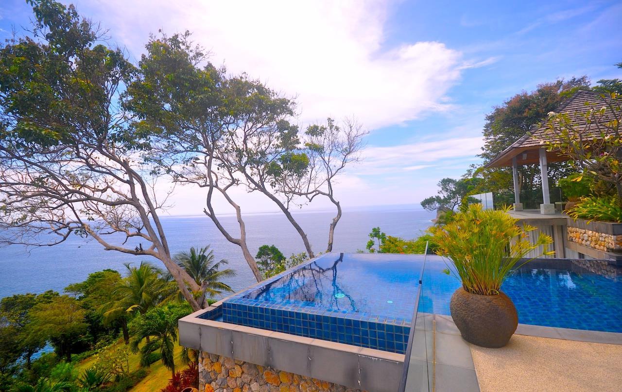 REAL Phuket  Agency's Samsara Estate - Contemporary 6-Bedroom Oceanfront Villa 19