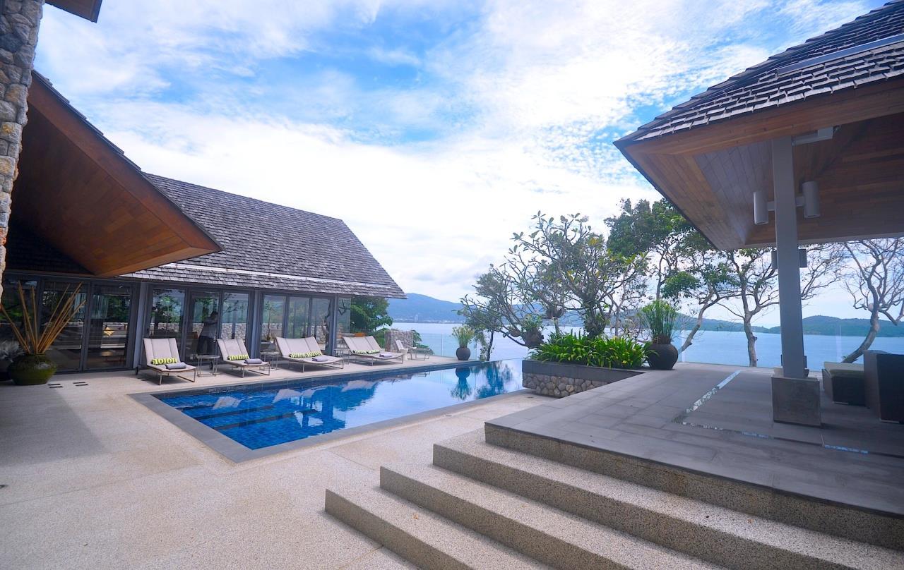 REAL Phuket  Agency's Samsara Estate - Contemporary 6-Bedroom Oceanfront Villa 20